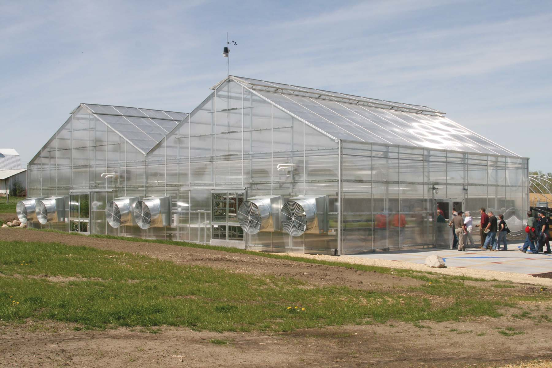 commercial greenhouse 45 growers supply