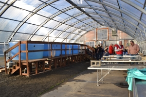 Growers Supply Aquaculture Facility