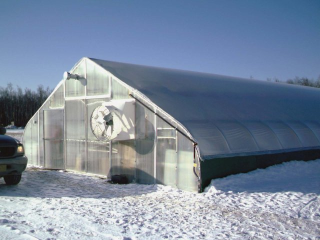 Is your greenhouse winter ready?
