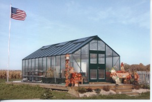 Backyard Pro Greenhouse
