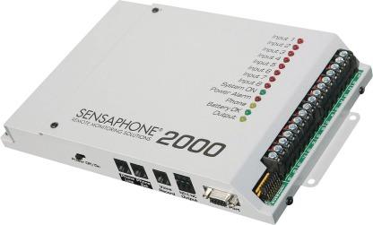 Sensaphone ® 2000