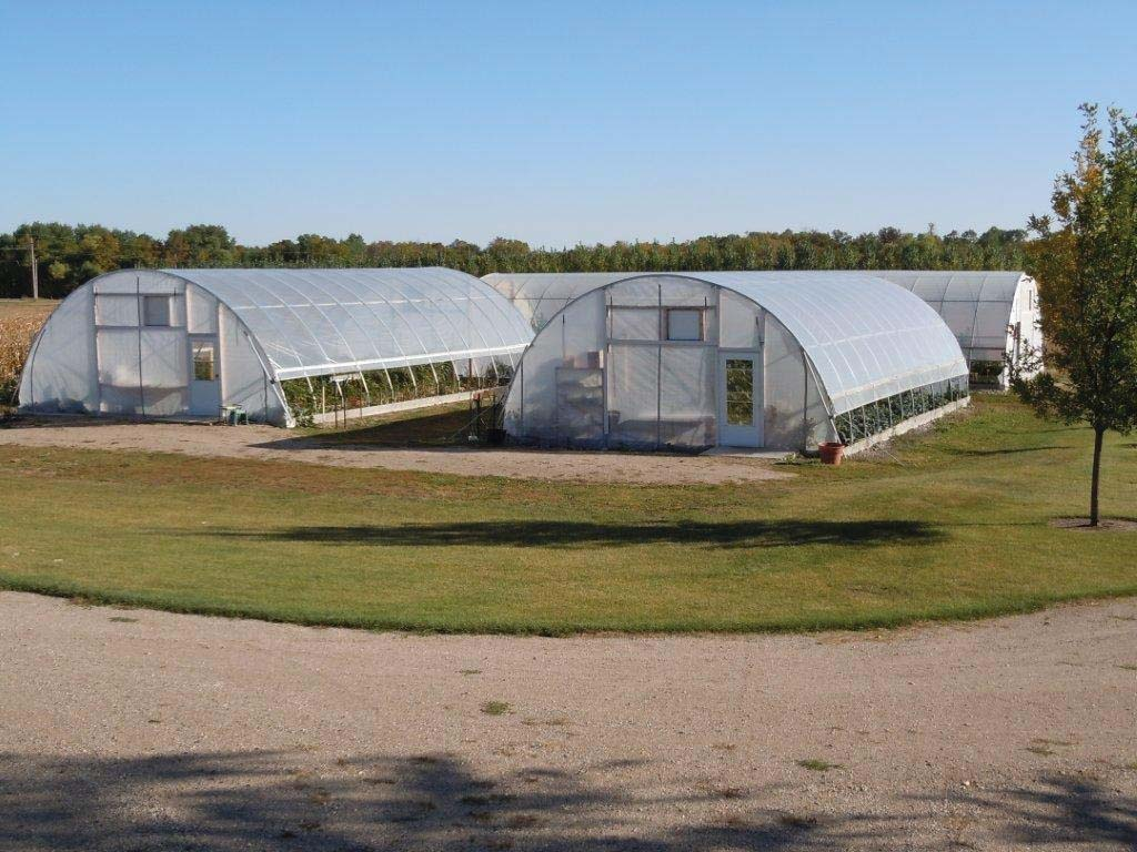 greenhouse temperature control   Growers Supply