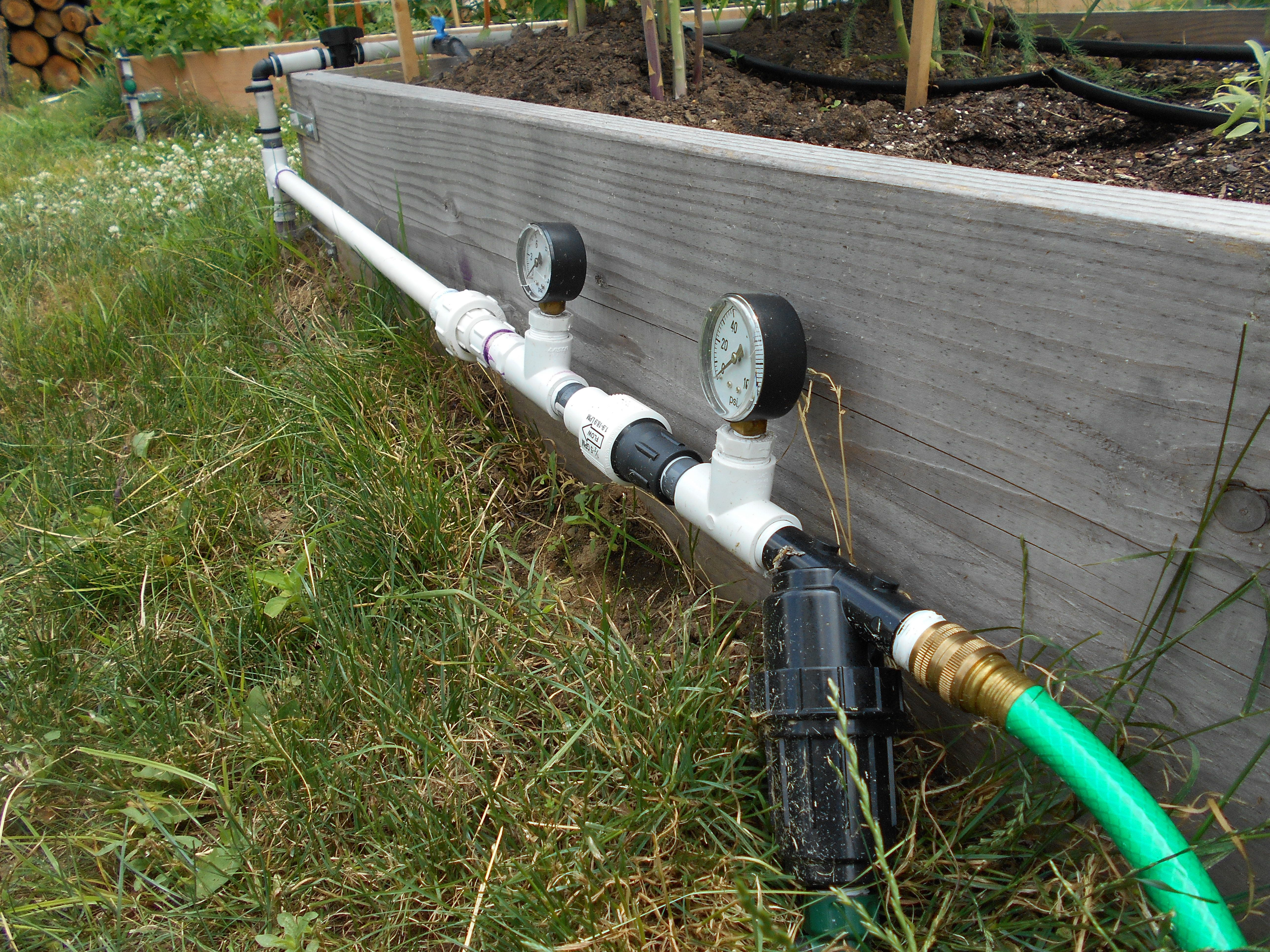 Do it yourself drip irrigation systems growers supply hose bib assembly connection solutioingenieria Choice Image
