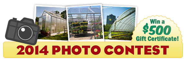 2014 Growers Supply Photo Contest