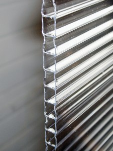 Twin Wall Polycarbonate
