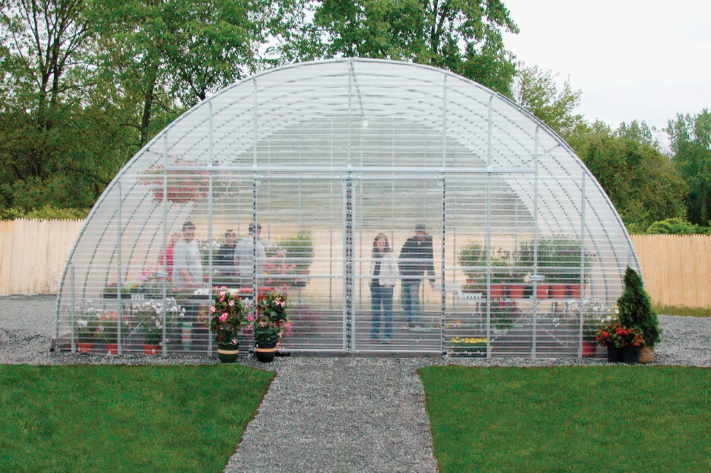 ClearView Greenhouse