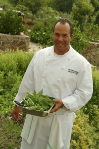 Growing for chefs
