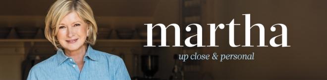 Martha Stewart blog