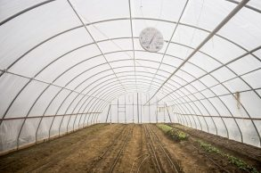 Meyers Farms Premium Round Style High Tunnel