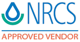 NRCS Approved Vendor