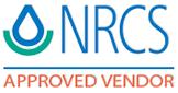 NRCS Approved Vendor